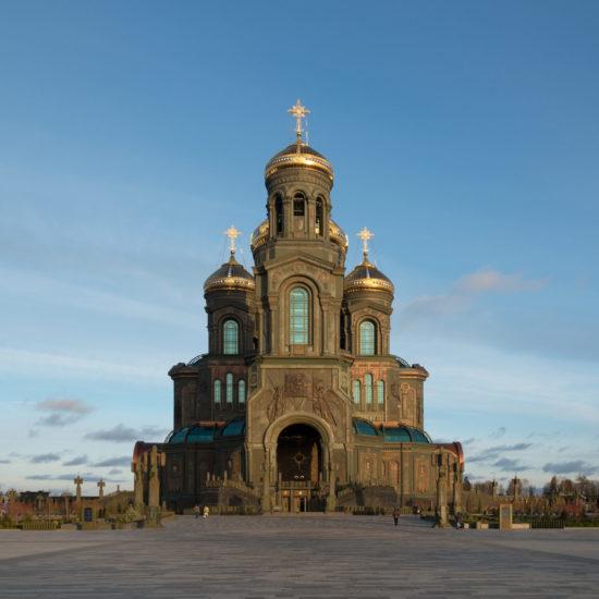 Военный храм